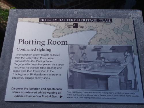 廃墟に線路に隠れ家的ビーチ!島を去る日にBickley Battery Heritage Trailを歩いてみる_c0351060_22352711.jpg