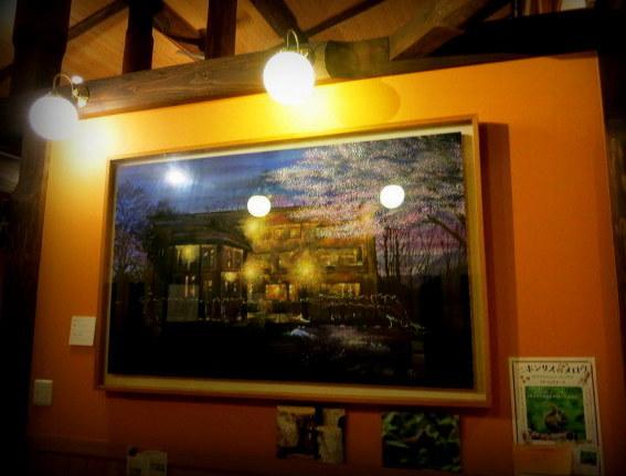 激辛ビビン麺*軽井沢 焼肉迎賓館 爛燈(らんたん)_f0236260_23032680.jpg