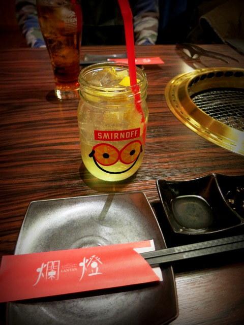激辛ビビン麺*軽井沢 焼肉迎賓館 爛燈(らんたん)_f0236260_23033908.jpg