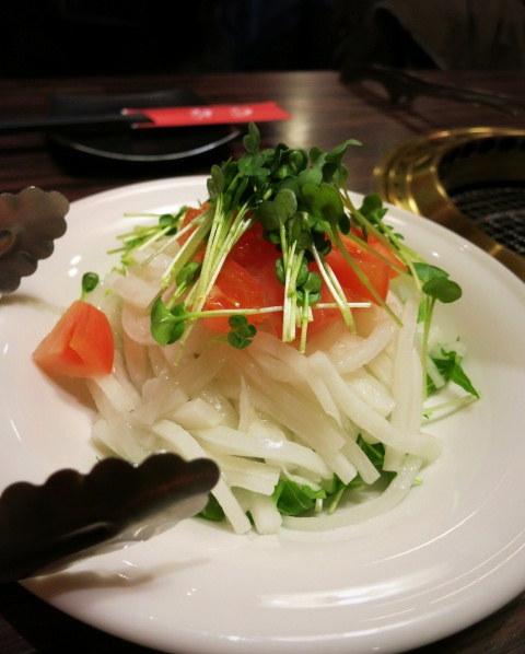 激辛ビビン麺*軽井沢 焼肉迎賓館 爛燈(らんたん)_f0236260_23052827.jpg