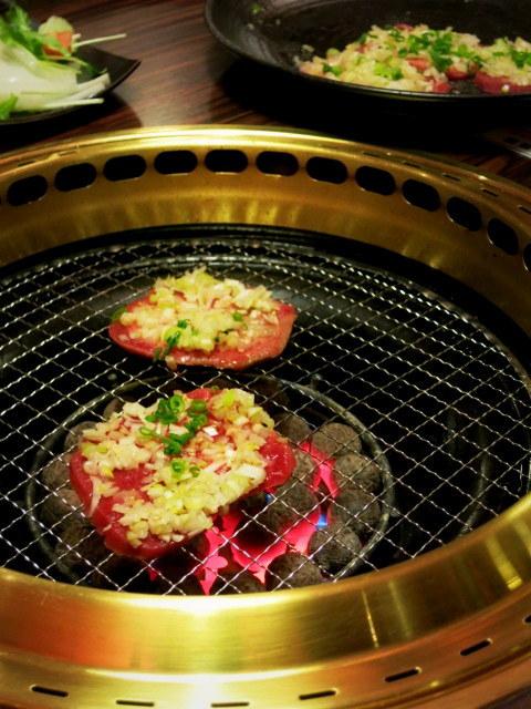 激辛ビビン麺*軽井沢 焼肉迎賓館 爛燈(らんたん)_f0236260_23055671.jpg