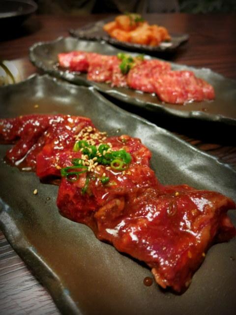 激辛ビビン麺*軽井沢 焼肉迎賓館 爛燈(らんたん)_f0236260_23063355.jpg