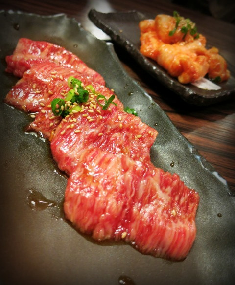 激辛ビビン麺*軽井沢 焼肉迎賓館 爛燈(らんたん)_f0236260_23064951.jpg