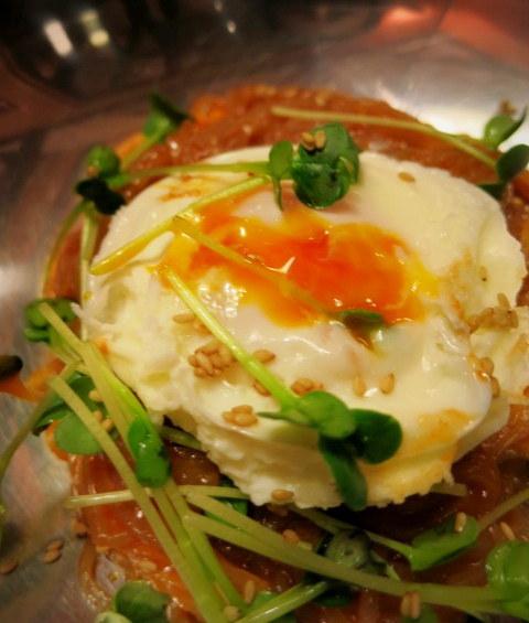 激辛ビビン麺*軽井沢 焼肉迎賓館 爛燈(らんたん)_f0236260_23074252.jpg