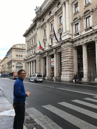 イタリア珍道中 ローマの休日 最後の日!!!おすすめ!Palazzo Doria Pamphilj ドーリア パンフィーリ美術館_f0355367_01120638.jpg