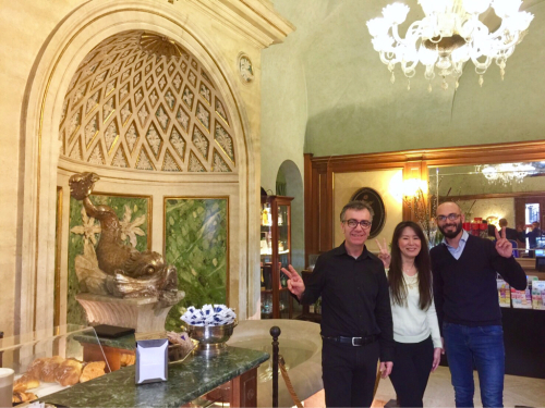 イタリア珍道中 ローマの休日 最後の日!!!おすすめ!Palazzo Doria Pamphilj ドーリア パンフィーリ美術館_f0355367_01182349.jpg