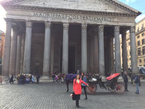 イタリア珍道中 ローマの休日 最後の日!!!おすすめ!Palazzo Doria Pamphilj ドーリア パンフィーリ美術館_f0355367_01182633.jpg