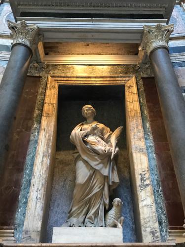 イタリア珍道中 ローマの休日 最後の日!!!おすすめ!Palazzo Doria Pamphilj ドーリア パンフィーリ美術館_f0355367_01213004.jpg