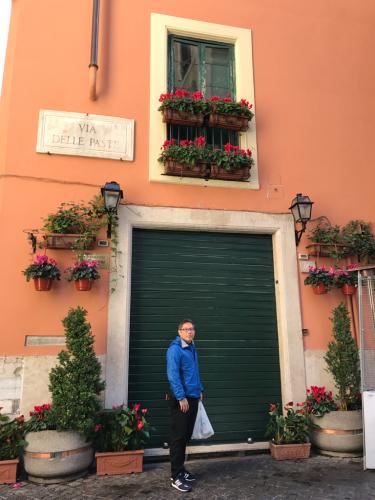 イタリア珍道中 ローマの休日 最後の日!!!おすすめ!Palazzo Doria Pamphilj ドーリア パンフィーリ美術館_f0355367_01253394.jpg