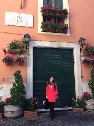 イタリア珍道中 ローマの休日 最後の日!!!おすすめ!Palazzo Doria Pamphilj ドーリア パンフィーリ美術館_f0355367_01253481.jpg