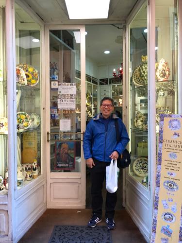 イタリア珍道中 ローマの休日 最後の日!!!おすすめ!Palazzo Doria Pamphilj ドーリア パンフィーリ美術館_f0355367_01253603.jpg
