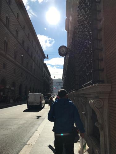 イタリア珍道中 ローマの休日 最後の日!!!おすすめ!Palazzo Doria Pamphilj ドーリア パンフィーリ美術館_f0355367_01253695.jpg