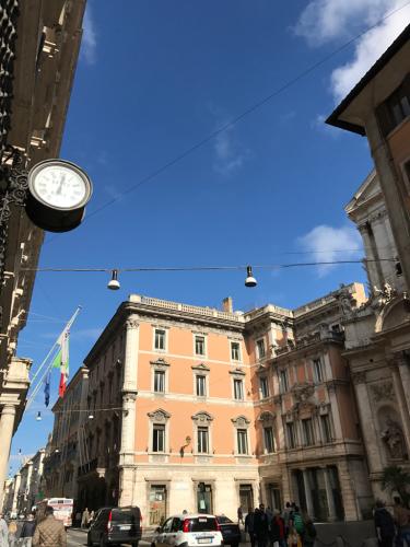 イタリア珍道中 ローマの休日 最後の日!!!おすすめ!Palazzo Doria Pamphilj ドーリア パンフィーリ美術館_f0355367_01253789.jpg
