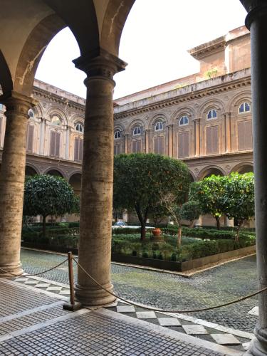 イタリア珍道中 ローマの休日 最後の日!!!おすすめ!Palazzo Doria Pamphilj ドーリア パンフィーリ美術館_f0355367_01281834.jpg