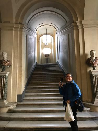 イタリア珍道中 ローマの休日 最後の日!!!おすすめ!Palazzo Doria Pamphilj ドーリア パンフィーリ美術館_f0355367_01281951.jpg