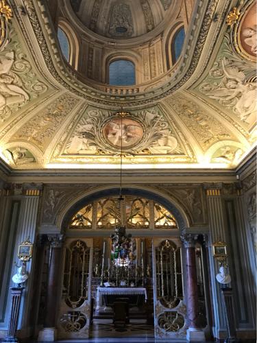 イタリア珍道中 ローマの休日 最後の日!!!おすすめ!Palazzo Doria Pamphilj ドーリア パンフィーリ美術館_f0355367_01312208.jpg