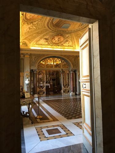 イタリア珍道中 ローマの休日 最後の日!!!おすすめ!Palazzo Doria Pamphilj ドーリア パンフィーリ美術館_f0355367_01312396.jpg