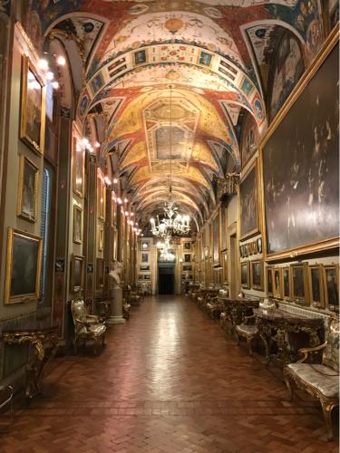 イタリア珍道中 ローマの休日 最後の日!!!おすすめ!Palazzo Doria Pamphilj ドーリア パンフィーリ美術館_f0355367_01312456.jpg