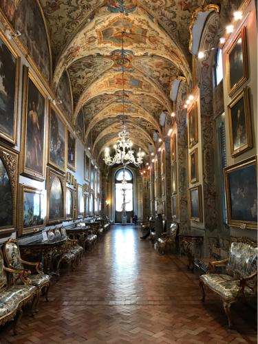 イタリア珍道中 ローマの休日 最後の日!!!おすすめ!Palazzo Doria Pamphilj ドーリア パンフィーリ美術館_f0355367_01312474.jpg