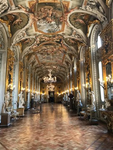 イタリア珍道中 ローマの休日 最後の日!!!おすすめ!Palazzo Doria Pamphilj ドーリア パンフィーリ美術館_f0355367_01312513.jpg