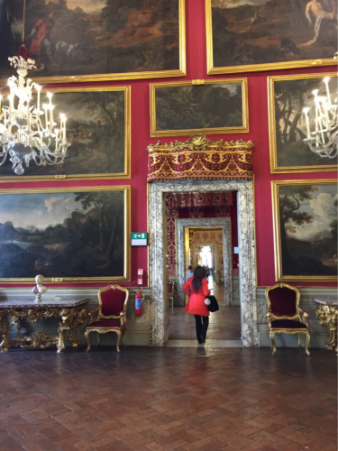イタリア珍道中 ローマの休日 最後の日!!!おすすめ!Palazzo Doria Pamphilj ドーリア パンフィーリ美術館_f0355367_01370438.jpg