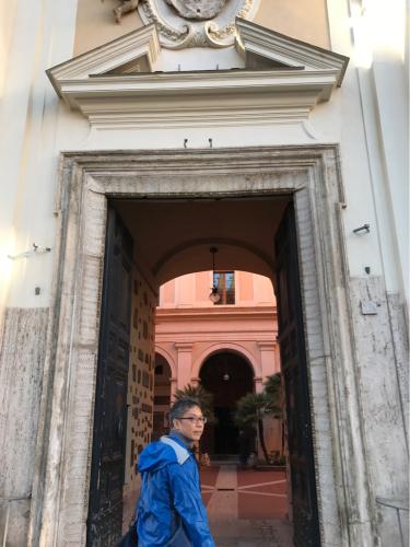 イタリア珍道中 ローマの休日 最後の日!!!おすすめ!Palazzo Doria Pamphilj ドーリア パンフィーリ美術館_f0355367_01515169.jpg