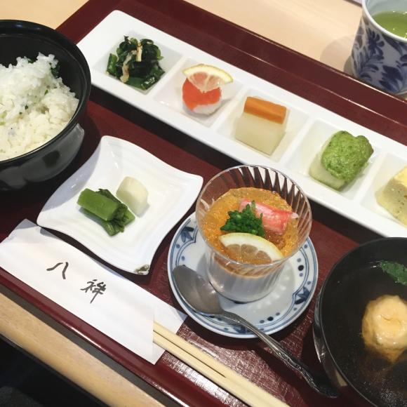 おそとで和食@好日八祥とアネモネ・パンダ_b0065587_17134475.jpg
