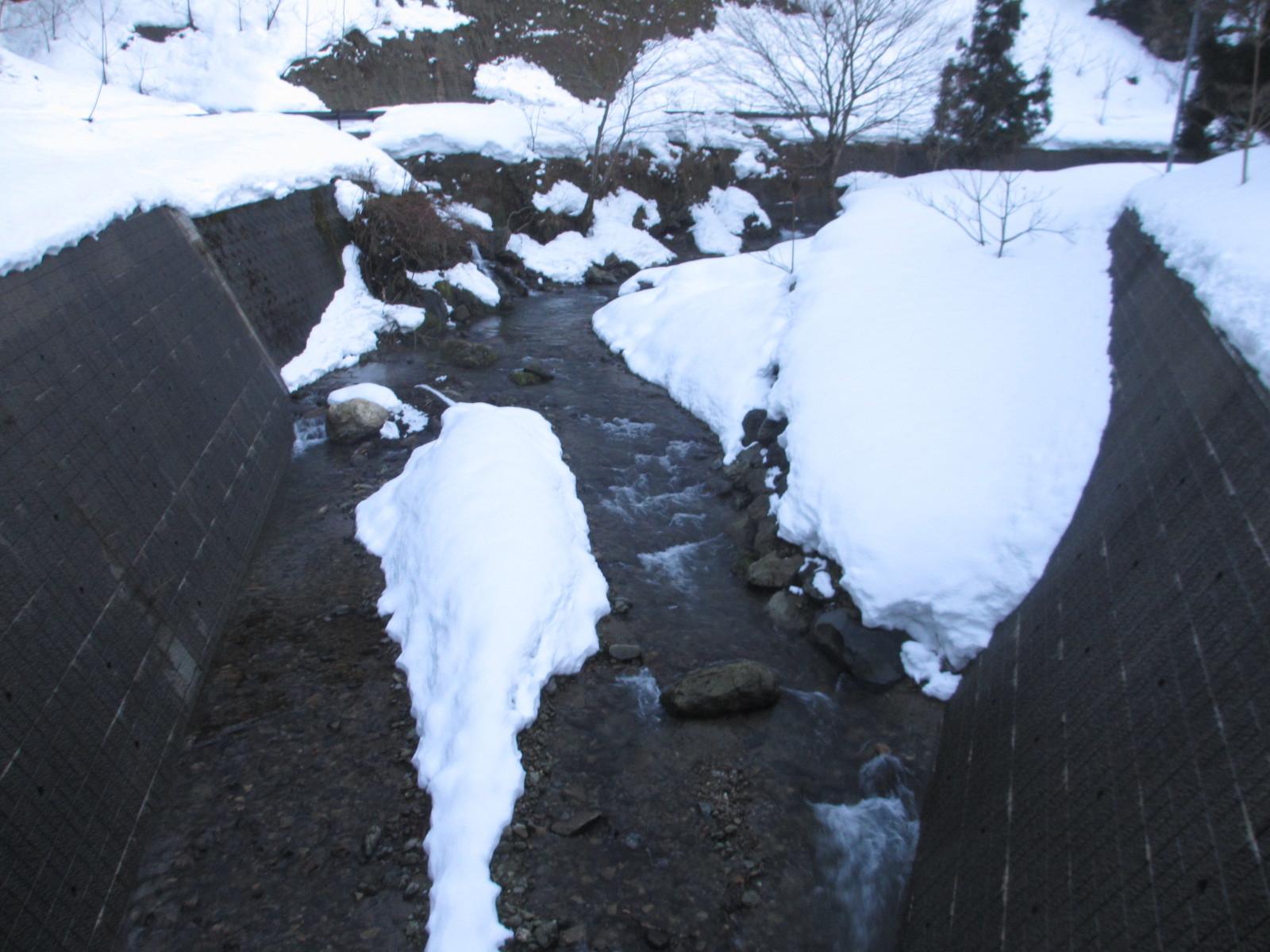 大雪の渓流_e0150006_19255425.jpg