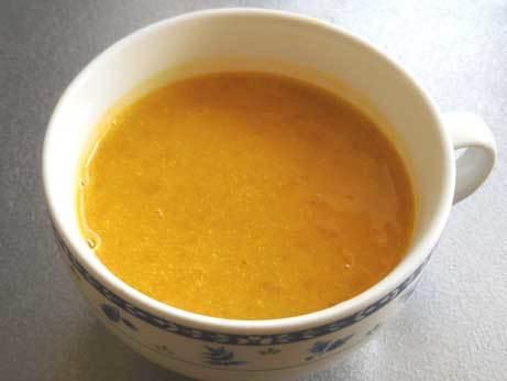 簡単かぼちゃスープ_d0020309_11500428.jpg