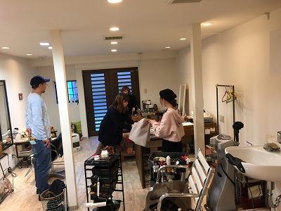 美容室改装工事 ~松本市緑町~_e0180332_16324841.jpg
