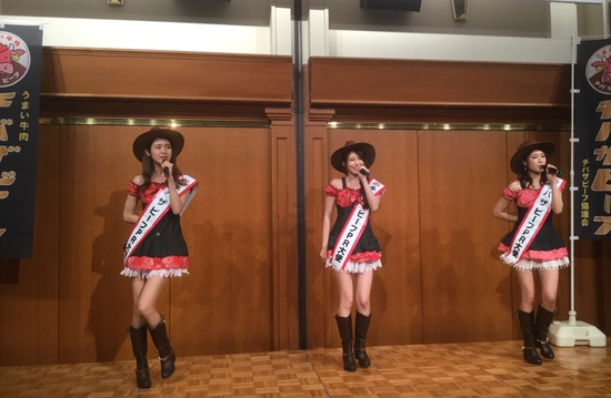 17.02.20(月) CHIBA THE BEEF 前夜祭❗️^_−☆_f0035232_21434497.jpg