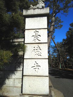 戦国散歩~豪徳寺_b0145843_20120107.jpg