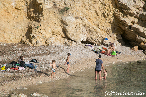 マルセイユからのおさんぽ、美しい入江「カランク」_c0024345_08341289.jpg