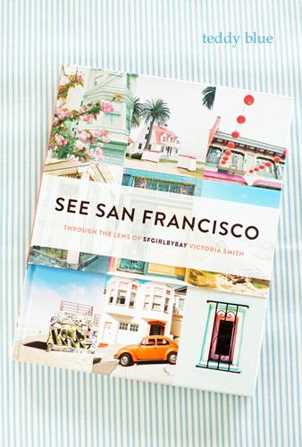 SEE SAN FRANCISCO  プリティサンフランシスコ ブック_e0253364_11025337.jpg