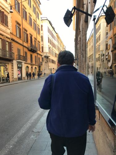 願いを込めて♡ ローマからバンコクへ!最後の朝モーニングカフェ♡ _f0355367_10040479.jpg