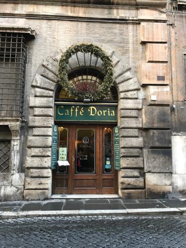 願いを込めて♡ ローマからバンコクへ!最後の朝モーニングカフェ♡ _f0355367_10040779.jpg