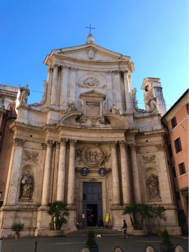 願いを込めて♡ ローマからバンコクへ!最後の朝モーニングカフェ♡ _f0355367_10052214.jpg