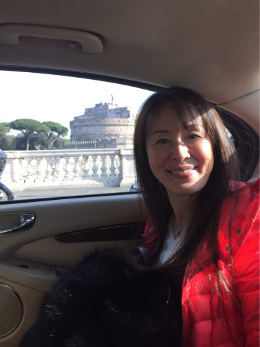 願いを込めて♡ ローマからバンコクへ!最後の朝モーニングカフェ♡ _f0355367_10500212.jpg