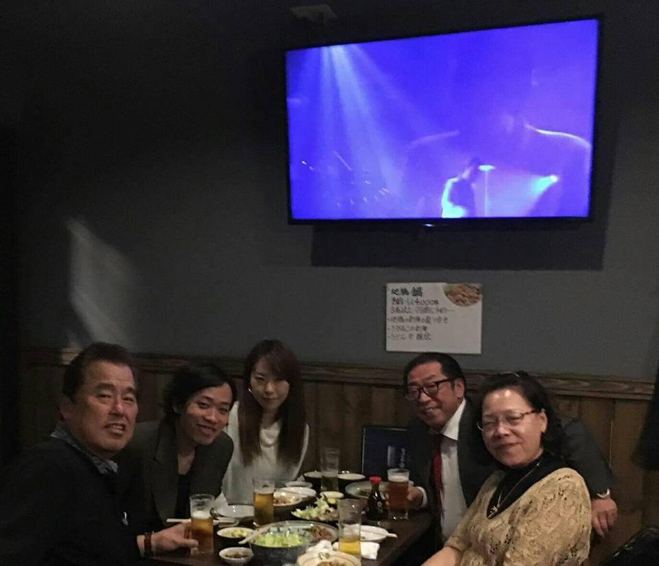 大将、藤川さん、江戸さん、蔡さん、男の友情に心より感謝申し上げます。_c0186691_124132.jpg