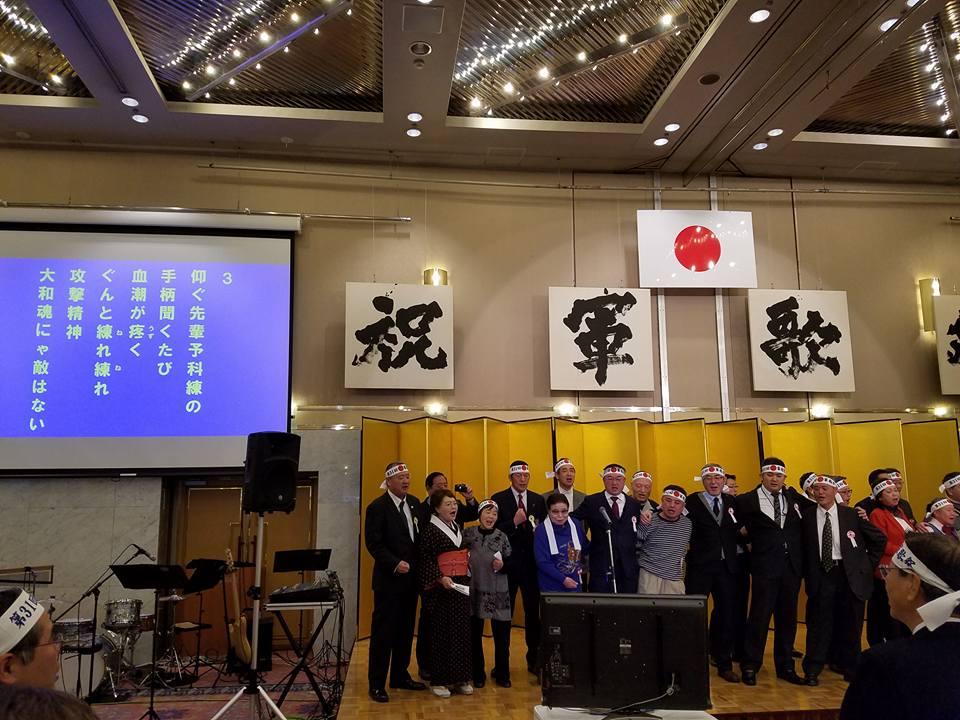 大将、藤川さん、江戸さん、蔡さん、男の友情に心より感謝申し上げます。_c0186691_1275592.jpg