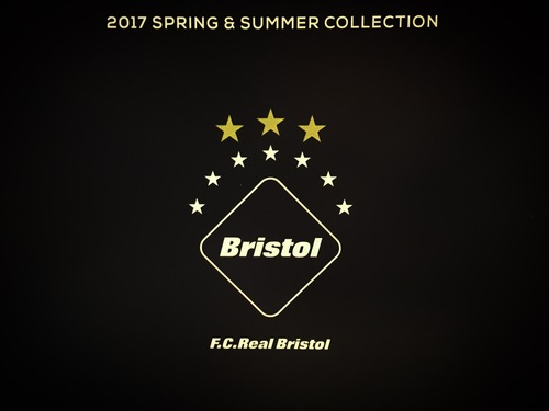 F.C.Real Bristol 2017 S/S COLLECTION 2.25(Sat.) Start!!_c0079892_18333822.jpg