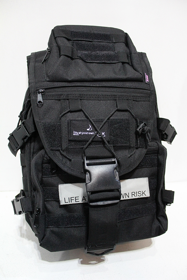 NEW 【ARMY BACK-PACK】 数量限定入荷です!_a0097901_1203625.jpg