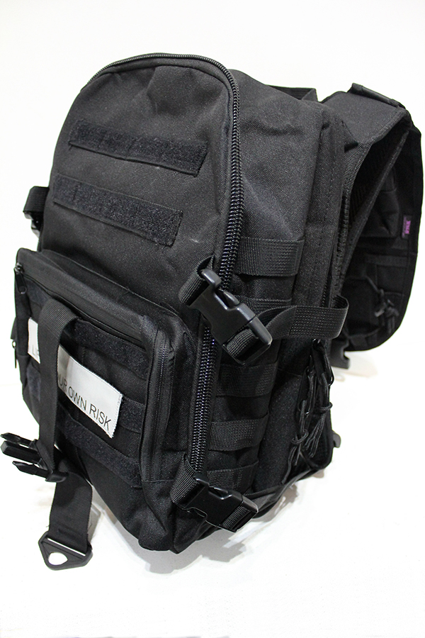 NEW 【ARMY BACK-PACK】 数量限定入荷です!_a0097901_1211569.jpg