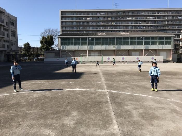 3年生 練習試合 vs大豆戸FC_a0109316_16144086.jpg