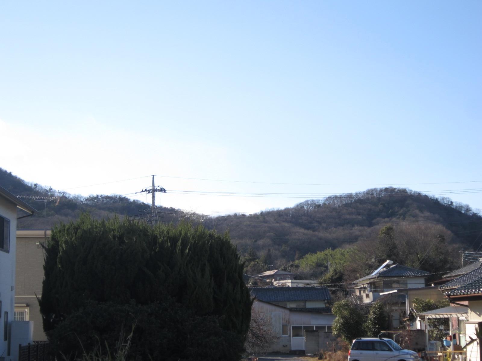 Garden Flow 事務所からの景観です!(太田の田舎ですが、とても落ち着く私の居場所です。)1週間前の投稿🙇_e0361918_15573382.jpg