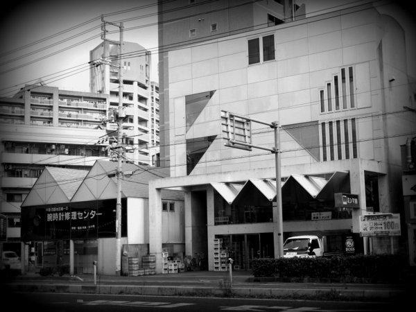 店舗付住宅(ミシマ)_b0190540_11584430.jpg