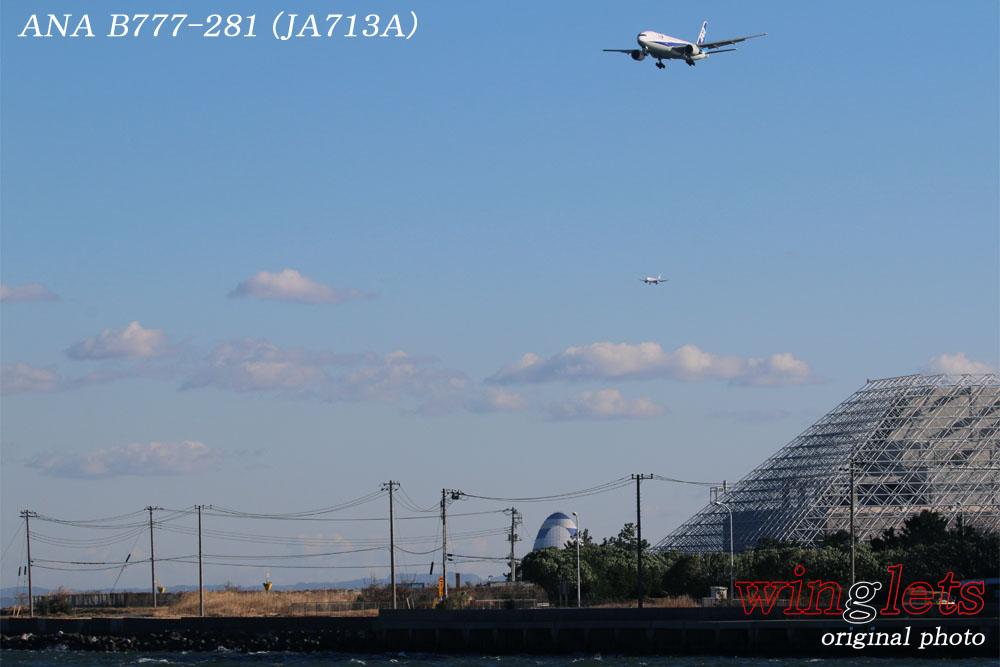'17年 川崎・浮嶋公園レポート ・・・ ANA/JA713A_f0352866_15463710.jpg