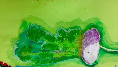 冬野菜を描く_e0167771_06390745.jpg
