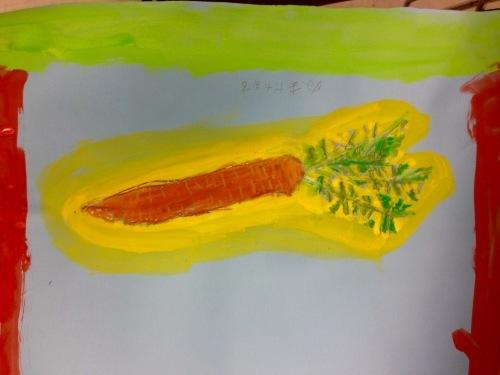 冬野菜を描く_e0167771_06394716.jpg
