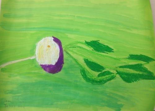 冬野菜を描く_e0167771_06424289.jpg